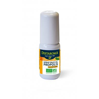 Propolis spray buccal - bio