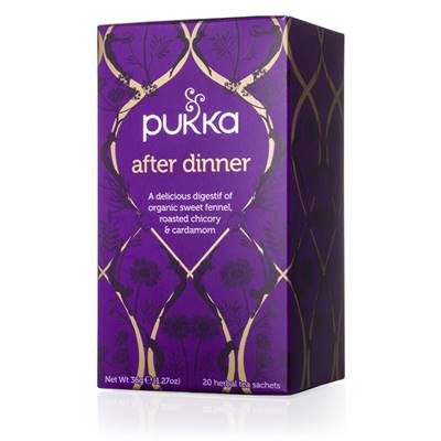 Tisane Pukka - After Dinner