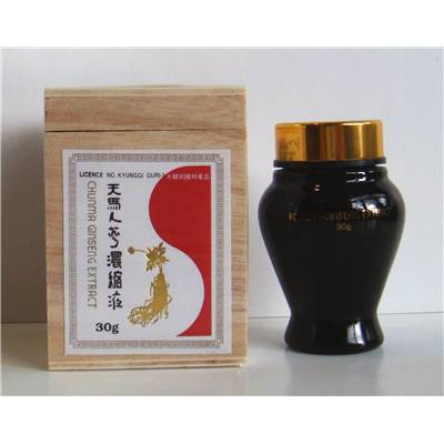 Ginseng Extrait mou 30 gr