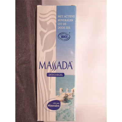Gel douche Massada BIO