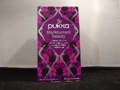 Secret de cassis - Infusion Pukka